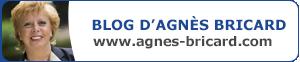 Visitez le blog d'Agnès Bricard
